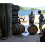 Prepping a barrel