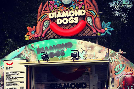 diamondogs